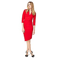 Phase Eight - Red Roisin dress