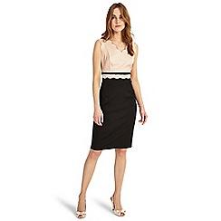 Phase Eight - Debenhams Exclusive - Black 'Florence' dress