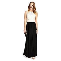 Phase Eight - Black bondia full length dress