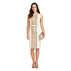 Phase Eight - Lucetta lace front dress