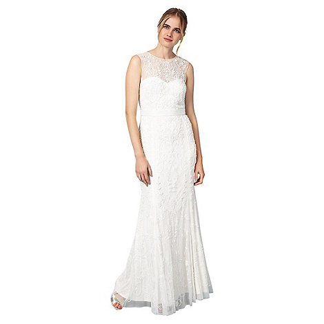 Phase Eight Ivory Ella Rose Wedding Dress