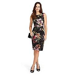 Phase Eight - Multi-coloured burano print dress