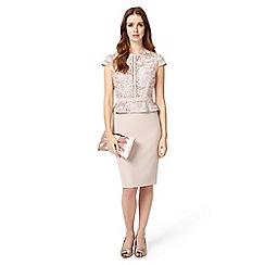 Phase Eight - Petal mia lace dress