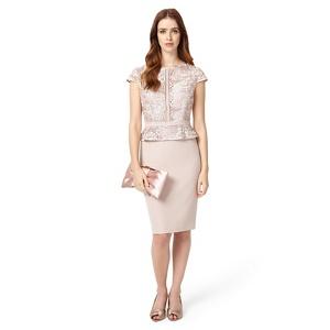 Phase Eight Petal mia lace dress