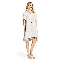 Phase Eight - Grey Roxie linen dress