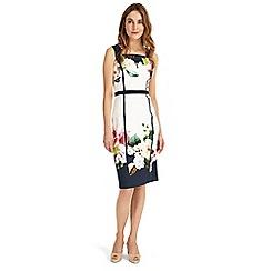 Phase Eight - Multi-coloured alma print dress