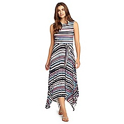 Phase Eight - Gwyn stripe maxi dress