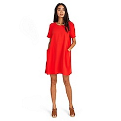 Phase Eight - Red Zoe Swing Dress