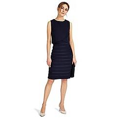 Phase Eight - Gaia layered dress