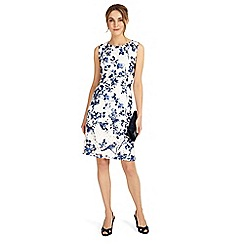 Phase Eight - Lola lace printed dress