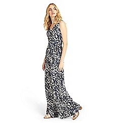 Phase Eight - Navy and ivory jordan printed jumpsuit