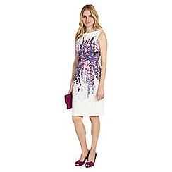 Phase Eight - Ivory jessica floral dress
