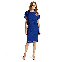 Phase Eight - Pia palm burnout dress