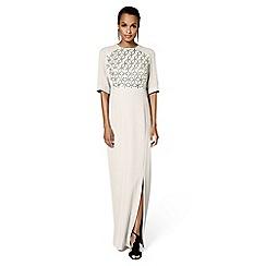 Phase Eight - Hetty embellished full length dress