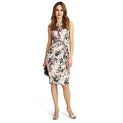 Phase Eight - Debenhams Exclusive - Multi-coloured 'Saphire' print dress