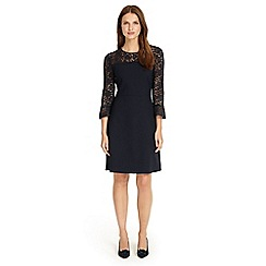 Phase Eight - Midnight esme lace dress