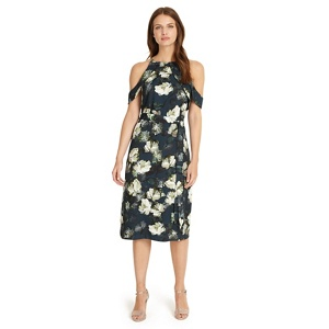 Phase Eight Multi-coloured kendra floral dress