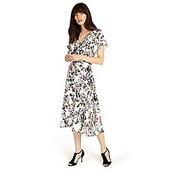 Phase Eight - Multi-coloured jody floral dress