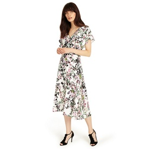 Phase Eight Multi-coloured jody floral dress