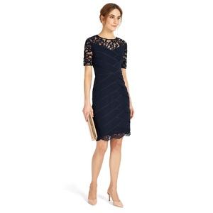 Phase Eight Blue zennor dress