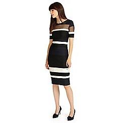 Phase Eight - Multi-coloured ginny stripe dress
