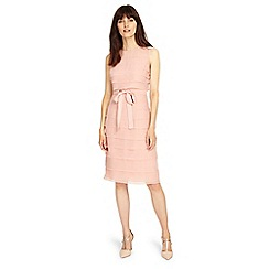 Phase Eight - Tea Rose gaselle layered dress