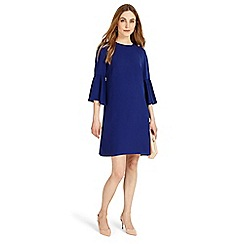 Phase Eight - Annabell flutted sleeve dress
