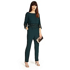 Phase Eight - Ever Green fiamma lace jumpsuit
