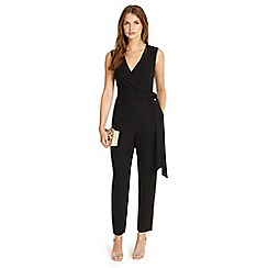 Phase Eight - Black linda jumpsuit