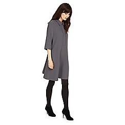 Phase Eight - Charcoal bella swing dress