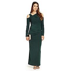 Phase Eight - Juniper heather drape dress