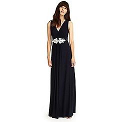 Phase Eight - Navy fran maxi dress