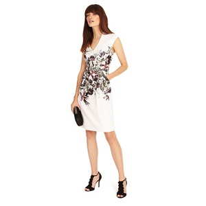 Phase Eight Multi-coloured jovanna floral dress