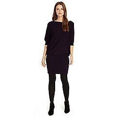 Phase Eight - Deadly Nightshade becca batwing dress