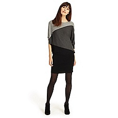 Phase Eight - Becca diagonal block dress