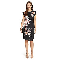 Phase Eight - Oriental print dress