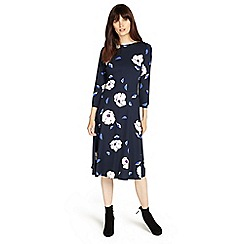 Phase Eight - Navy cassie floral dress