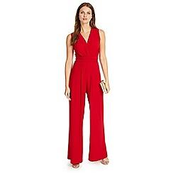 Phase Eight - Scarlet tia sleeveless jumpsuit