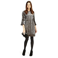 Phase Eight - Arielle flute sleeves velvet dress