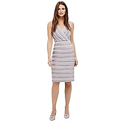 Phase Eight - Grey smoke sadie dress