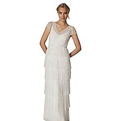 Phase Eight - Nyelle layered bridal dress