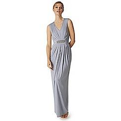 Phase Eight - Natural martha embellished maxi dress