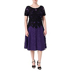 Studio 8 - Sizes 16-24 Kendra tapework dress