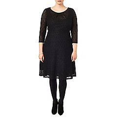 Studio 8 - Sizes 16-24 Maya lace dress