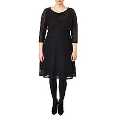Studio 8 - Sizes 16-24 Maya lace dress