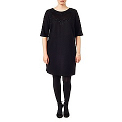Studio 8 - Sizes 16-24 Eliza lace panel tunic