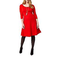 Studio 8 - Sizes 16-24 Pout camille dress