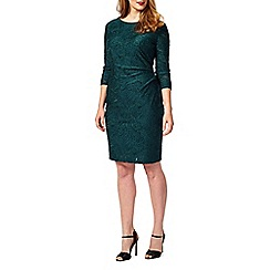 Studio 8 - Sizes 16-24 Forest bernice bodycon dress