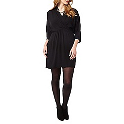 Studio 8 - Sizes 16-24 Black annie tunic dress