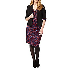 Studio 8 - Sizes 16-24 Multi-coloured grace dress